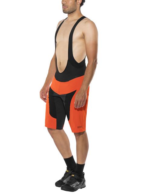 GORE WEAR C7 Pro 2in1 Bib Shorts Men orange.com